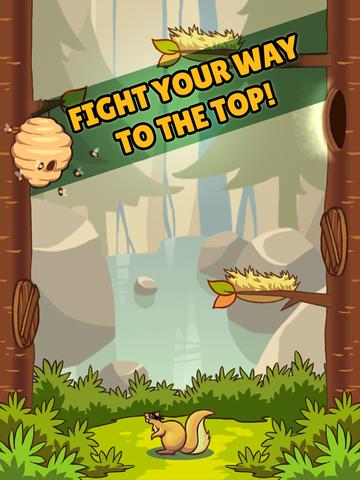 Nuts Ninja by Top Free Games screenshot 10