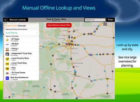 Truck Stops & Travel Plazas screenshot 10