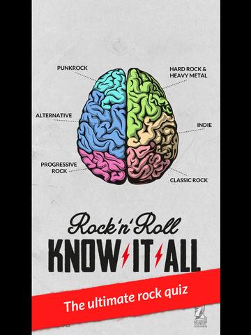 Rock'n'Roll Knowitall screenshot 6