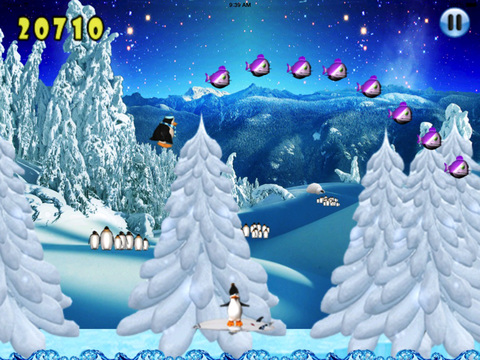 Happy Pinguin Jump : Wourld Tour screenshot 10