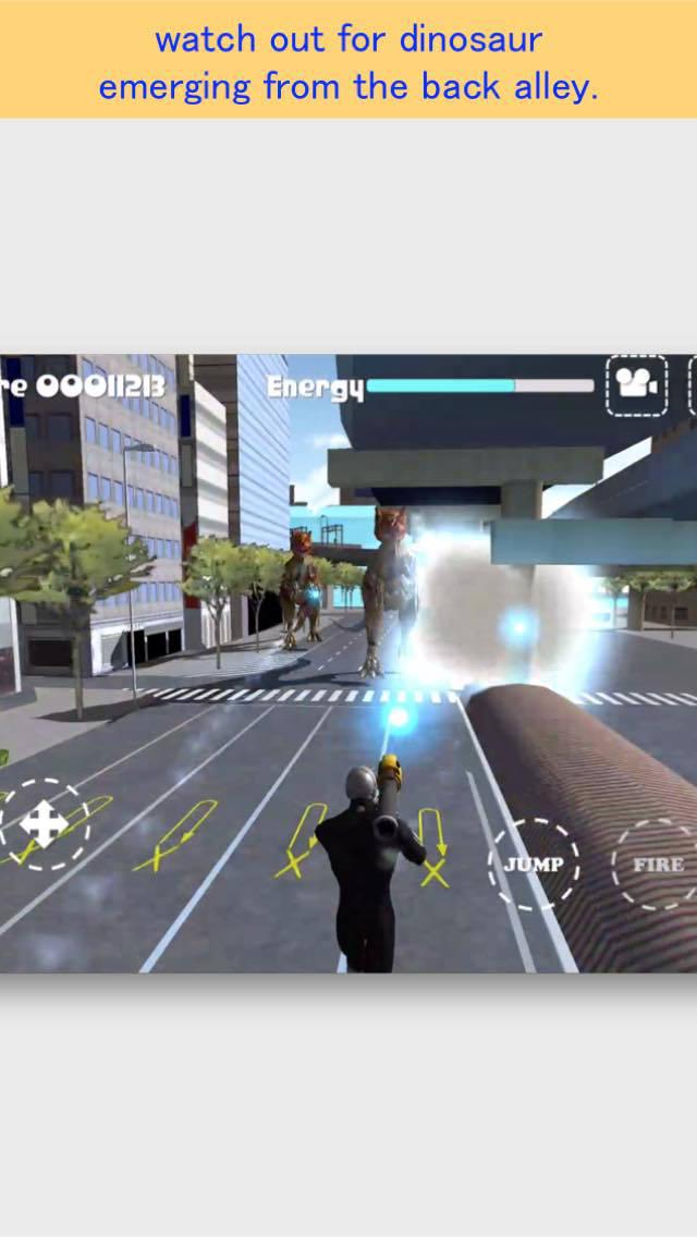 Namba Saurus FREE screenshot 5