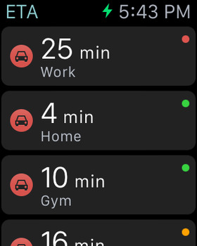 ETA - Live Traffic Alert screenshot 6
