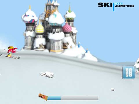 RTL Freestyle Skiing screenshot 7