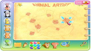 Animal Feet Painting screenshot 1