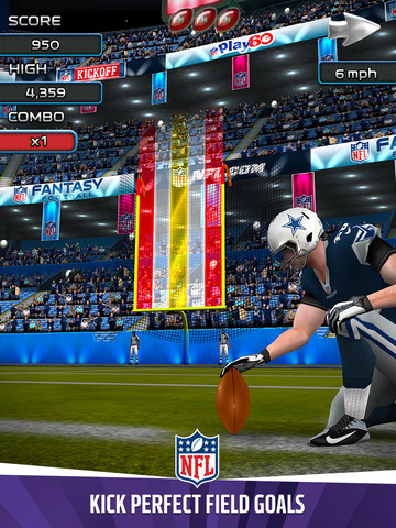 NFL Kicker 15 screenshot 8
