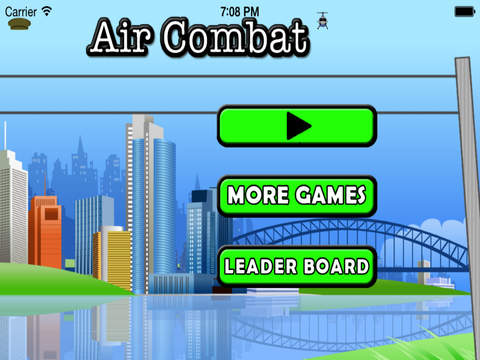 Air Combat : Copters Shooting Of Launch Very Fun screenshot 5