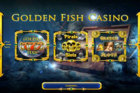 Golden Fish casino – free slot machine - náhled