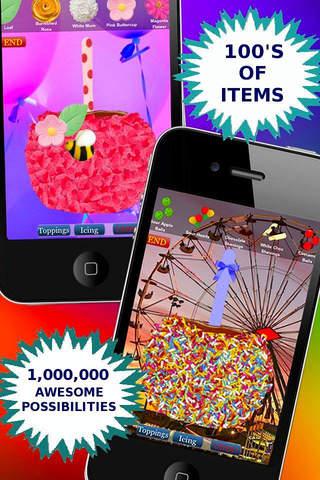Candy Apple Maker & More! - náhled