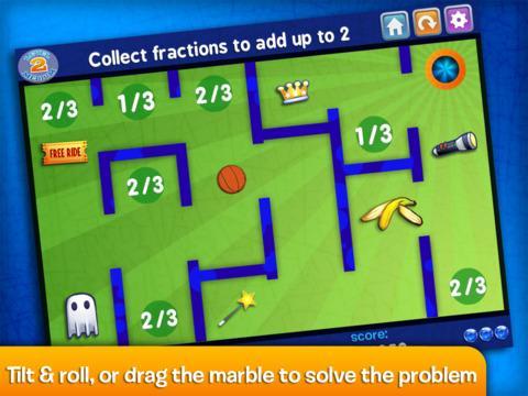 Marble Math screenshot 7