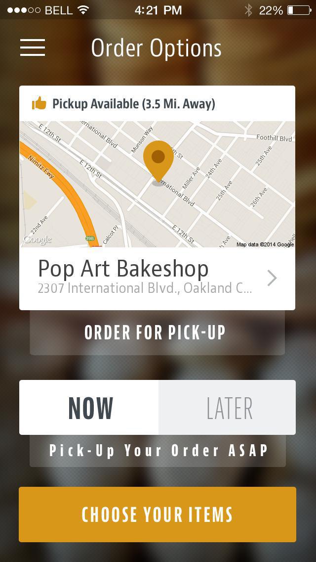 Pop Art Bakeshop screenshot 2