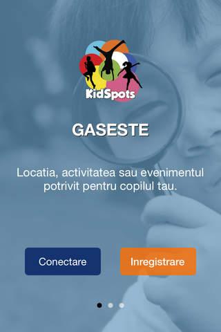 KidSpots - náhled