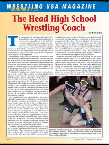 Wrestling USA Magazine screenshot 10