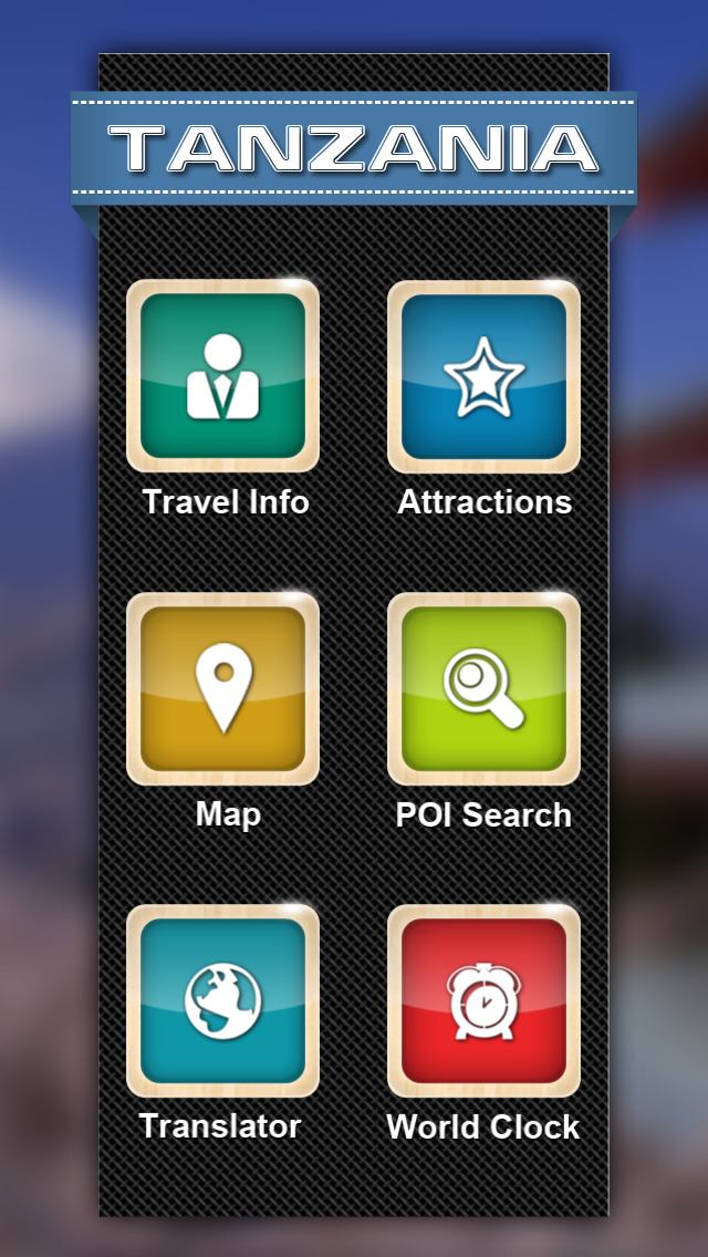 Tanzania Tourism Guide screenshot 2