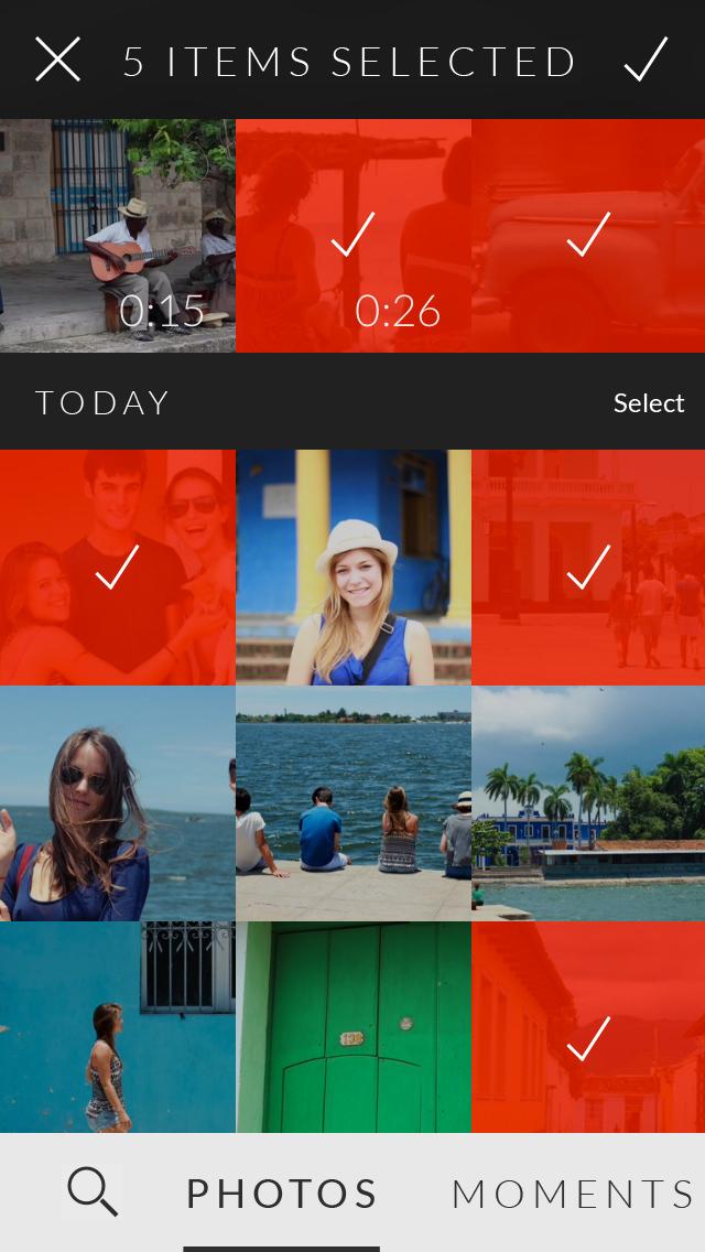 Quik - GoPro Video Editor screenshot 2