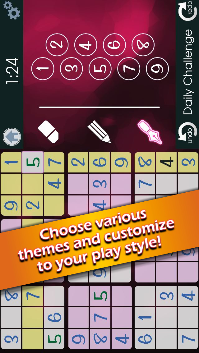 Sudoku: Daily Challenge screenshot 4