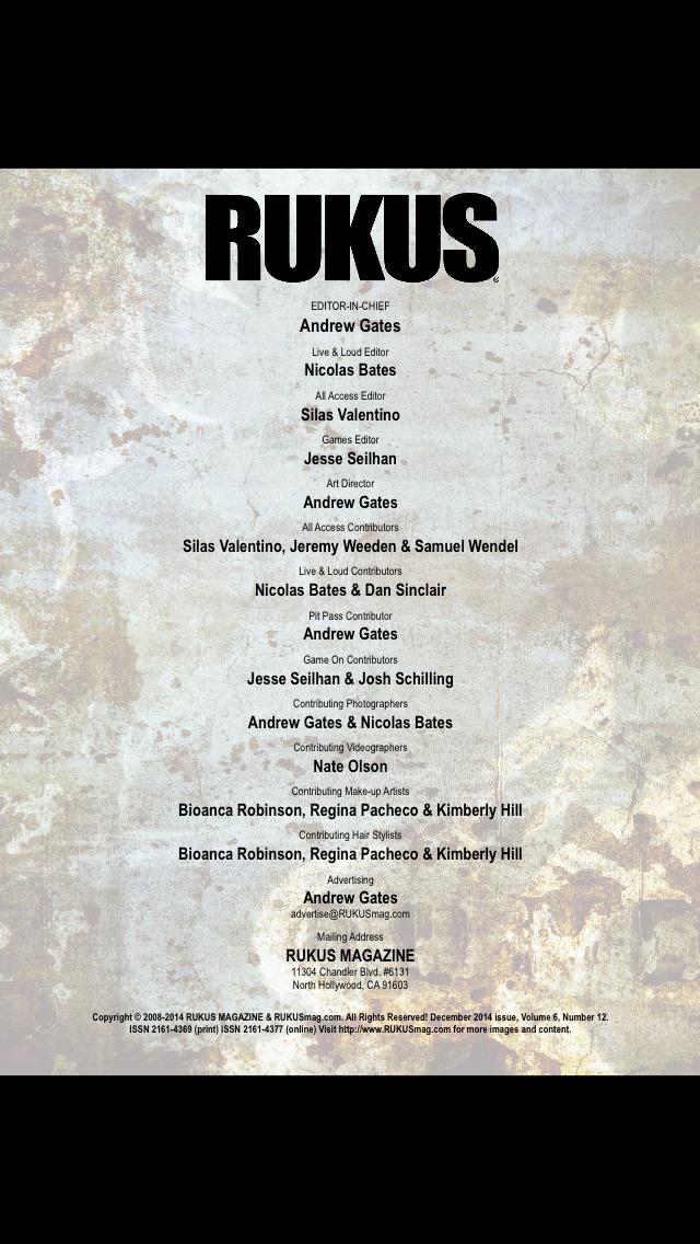 RUKUS magazine screenshot 3