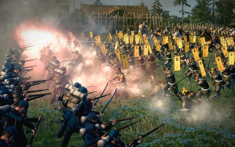 Total War: FALL OF THE SAMURAI screenshot 3