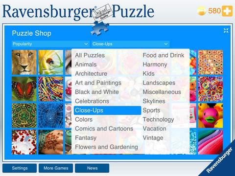 Ravensburger Puzzle screenshot 9