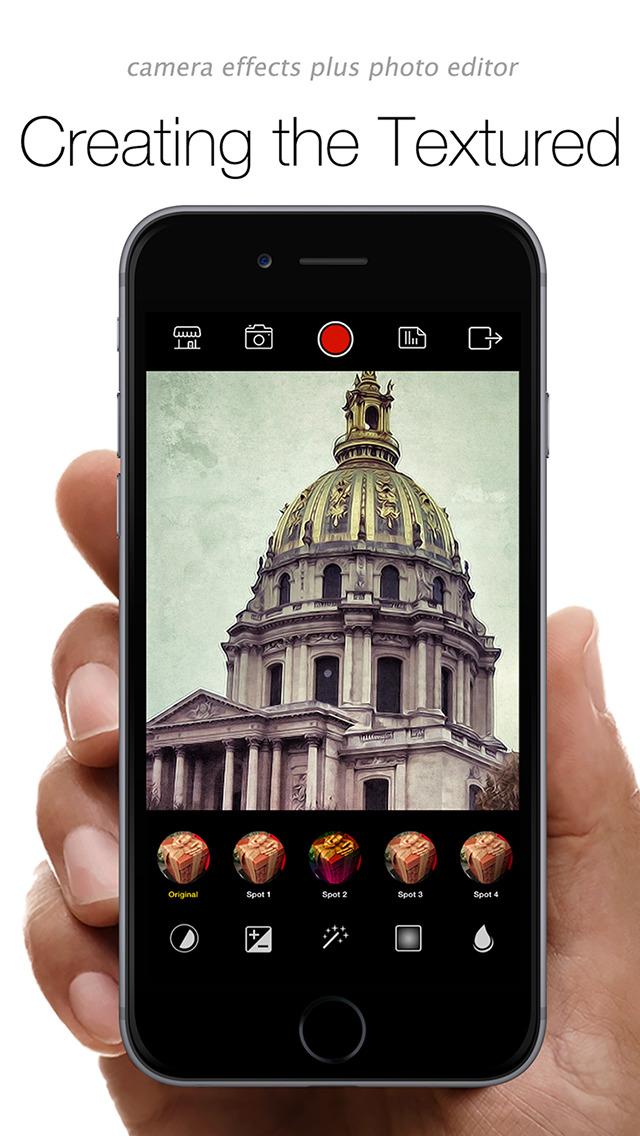 360 Camera Plus Pro - camera effects & filters plus photo editor screenshot 1