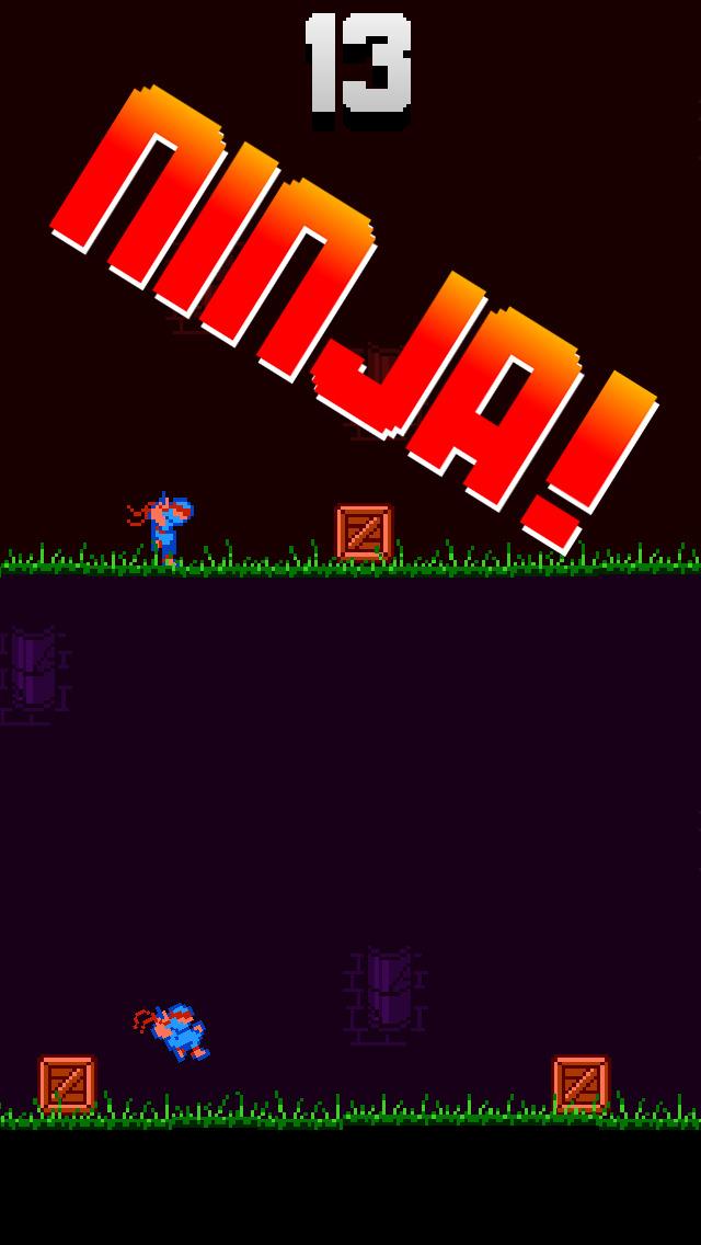 Ninja Ninja Ninja: NINJAx3! screenshot 1