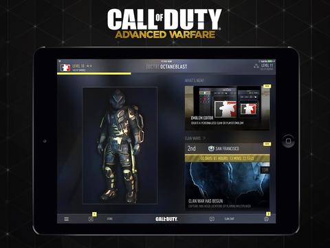 Call of Duty®: Advanced Warfare Companion screenshot 6