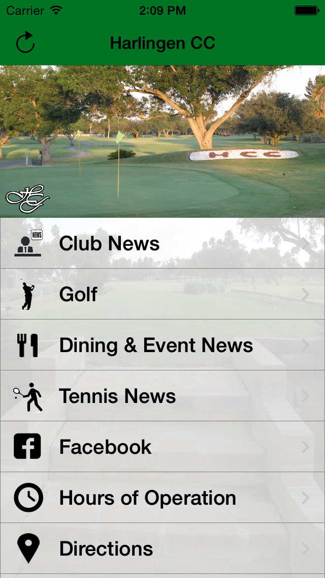 Harlingen Country Club screenshot 2