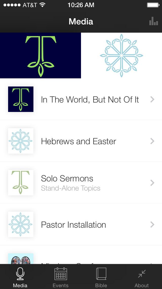 Twin Oaks Presbyterian Church screenshot 1