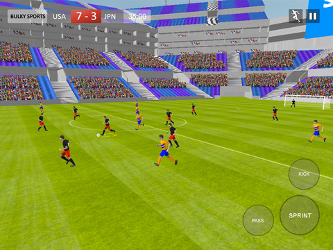 World Soccer 2015 - Top eleven player football league simulation by BULKY SPORTS screenshot 6
