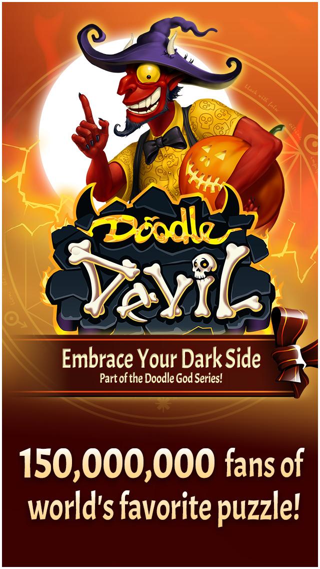 Doodle Devil™ Alchemy screenshot 1