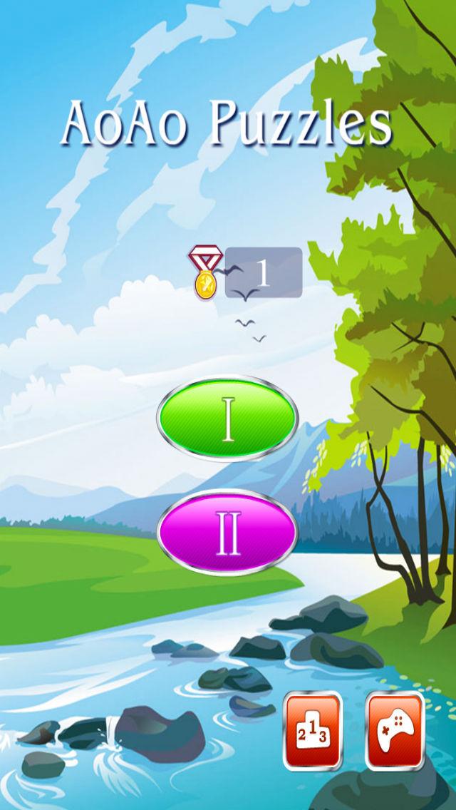 nature puzzle - free screenshot 5