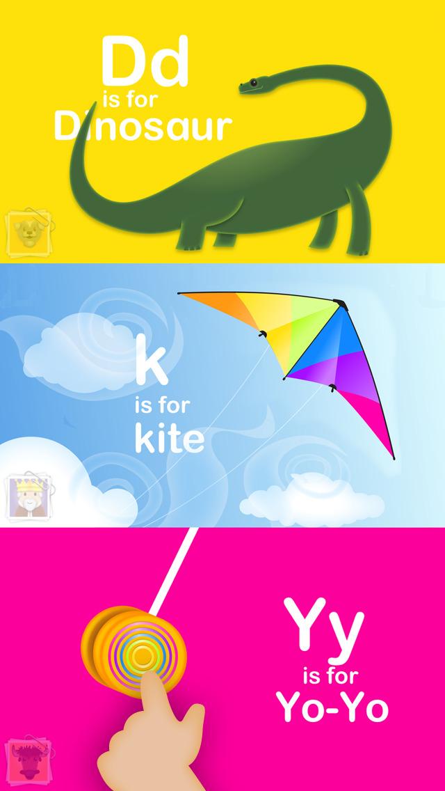 Interactive Alphabet ABC's screenshot 2