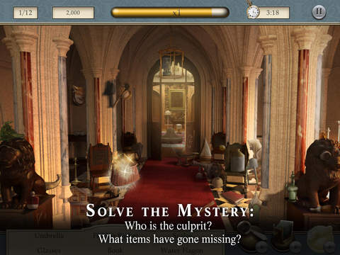Downton Abbey: Mysteries of the Manor screenshot 5