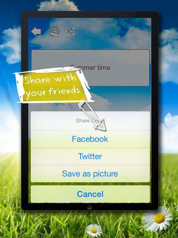 Big Days Countdown screenshot 10