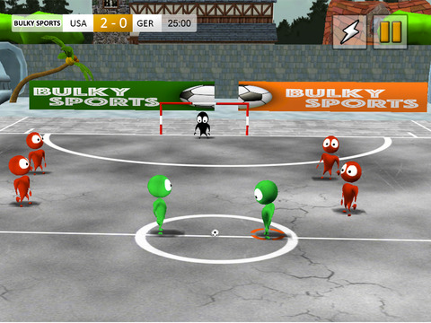 Alby Street Soccer 2015 - Real football game for big soccer stars by BULKY SPORTS [Premium] screenshot 6