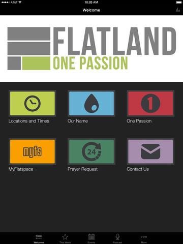 Flatland Church screenshot 5