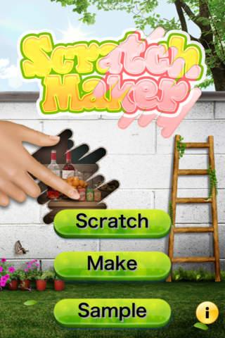 ScratchMaker - náhled