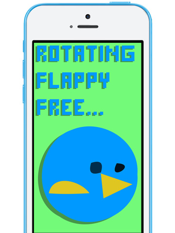 Rotating Flappy FREE screenshot 6
