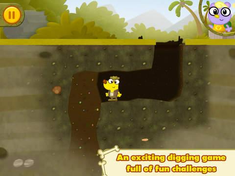 Dino Dog ~ A Digging Adventure with Dinosaurs! screenshot 7