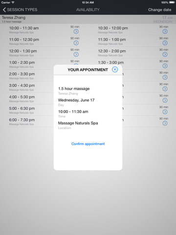 Massage Naturals Spa screenshot 7