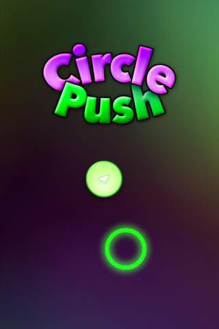 Circle Push - náhled