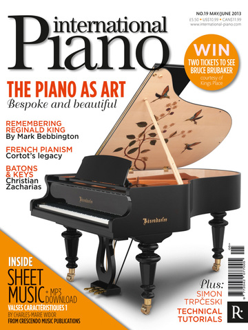 International Piano - the world's leading independent piano magazine screenshot 2