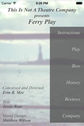 Ferry Play - náhled