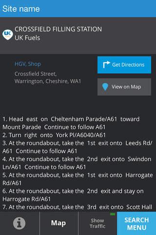 e-route UK - náhled