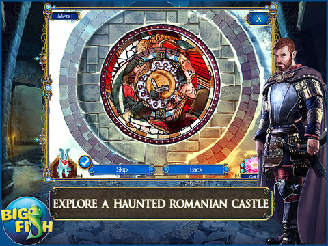 Death and Betrayal in Romania: A Dana Knightstone Novel HD - A Hidden Objects Romance Mystery screenshot 3