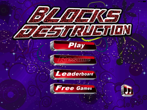 Blocks Destruction : screenshot 10