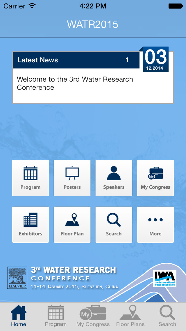Water 2015 screenshot 4