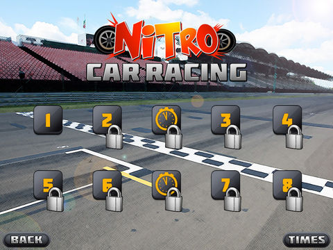 Super Retro Racing screenshot 10