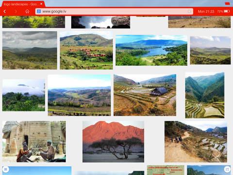 Starfly Web Browser. screenshot 2