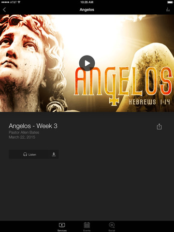 Victory Family Church App screenshot 6