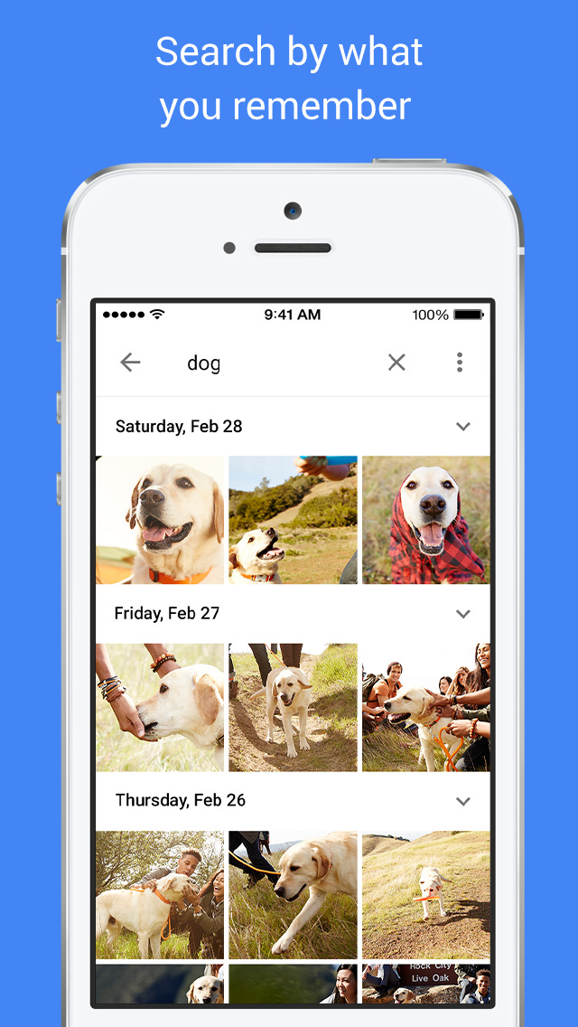 Google Photos screenshot 3